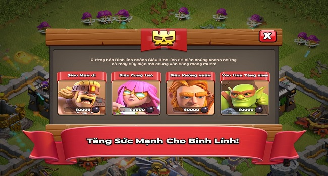 tai clash of clans mien phi