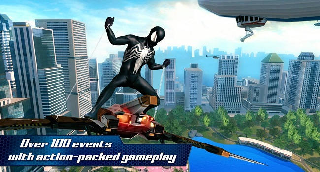 tai game the-amazing spider man 2 mien phi